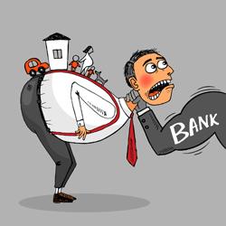 Gdy przestaniemy spłacać kredyt